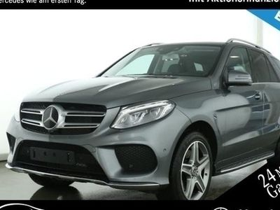 gebraucht Mercedes GLE400 4MATIC AMG Comand,SSD,LED,Distronic,