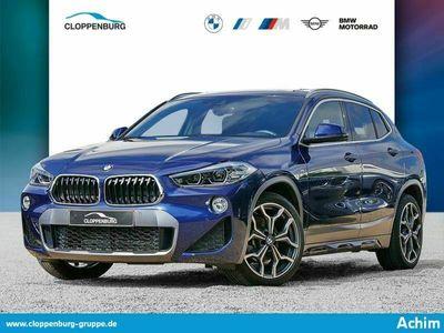 gebraucht BMW X2 sDrive18i Head-Up HiFi LED RFK Tempomat Shz