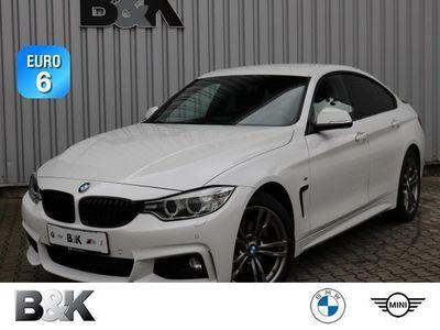 gebraucht BMW 420 Gran Coupé d Aut. M Sportpaket HiFi, AHK