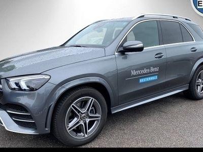 gebraucht Mercedes 300 GLE d 4M AMG 360° Multibeam Distr+ AHK PTS