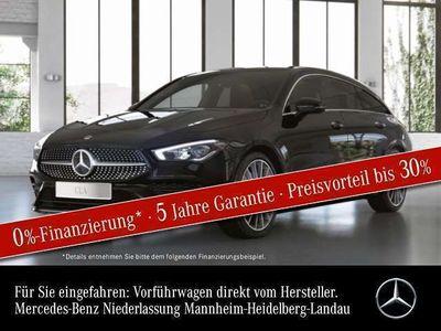 gebraucht Mercedes CLA200 Shooting Brake AMG LED Kamera Spurhalt-Ass PTS Sitzh