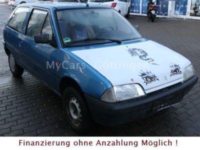 begagnad Citroën AX Top
