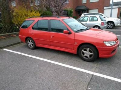 gebraucht Peugeot 306 1.8 Break