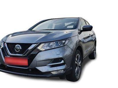 gebraucht Nissan Qashqai N-Connecta 1.3 DIG-T EU6d-T Navi-Ikey-Sitzhzg.-beh.FS