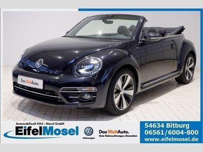 gebraucht VW Beetle Cabriolet SOUND