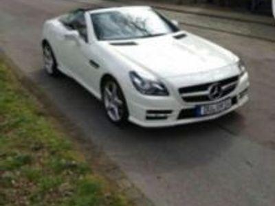 gebraucht Mercedes 250 CDI SLK AMG LEDER NAVI