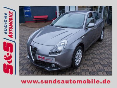 gebraucht Alfa Romeo Giulietta 1.4 Super BLUET.GRAAUTOKLIMA