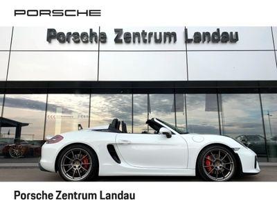 gebraucht Porsche Boxster Spyder 3.8 Sportabgasanlage PCM-Navi