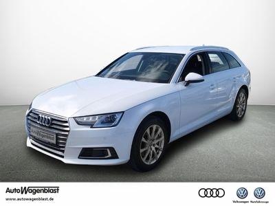 gebraucht Audi A4 Avant sport 2.0 TDI QUATTRO S-TRONIC NAVI+PDC