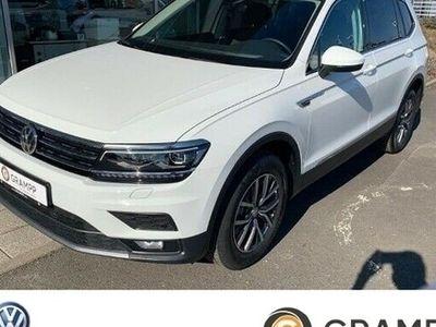 gebraucht VW Tiguan Allspace +DSG+AHK+LED+Dynlight+Kessy