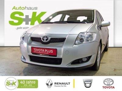 used Toyota Auris 1.6 5-Türer Life Klimaanlage