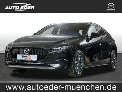 gebraucht Mazda 3 SKYACTIV-X M-Hybrid Selection OPF EURO 6d