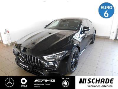 gebraucht Mercedes AMG GT 53 4M+ Burmester*LED*Perform-Abgas*Comand