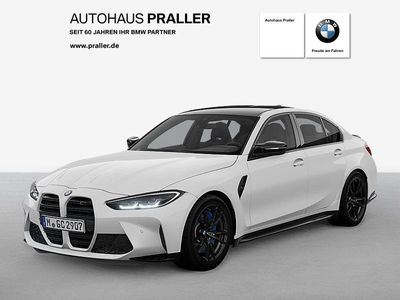 gebraucht BMW M3 Limousine G80 2021 neues Modell Competition