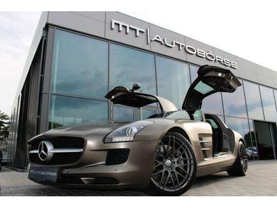 gebraucht Mercedes SLS AMG COUPE 100% Exclusive BRABUS & Carbon