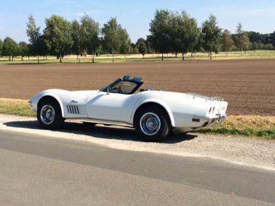 gebraucht Corvette C3 Convertible Handschalter 1971