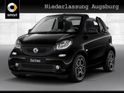 gebraucht Smart ForTwo Cabrio 52kW prime DCT cool&Audio SHZ LED