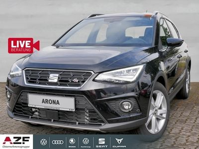 gebraucht Seat Arona FR BEATS Fast Lane 1.0 TSI 81 kW (110 PS)