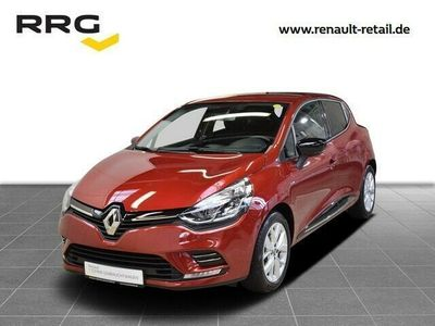 gebraucht Renault Clio IV 0.9 TCE 90 ECO² LIMITED DELUXE Kleinwage