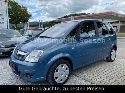 gebraucht Opel Meriva 1.6 *Klima,technsich gut,elek.Fenster,..*