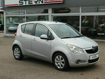 gebraucht Opel Agila B Edition l KLIMA l