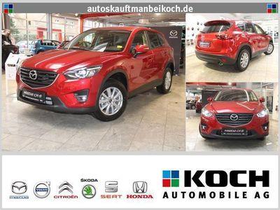 gebraucht Mazda CX-5 SKYACTIV-D 150 AWD 5T 6AG EXCLUSIVE NAV top