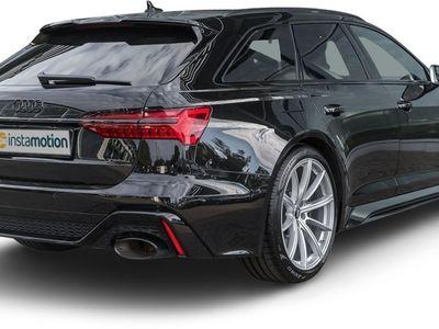 gebraucht Audi RS6 RS6Avant 4.0 TFSI quattro (EURO 6d-TEMP) Navi