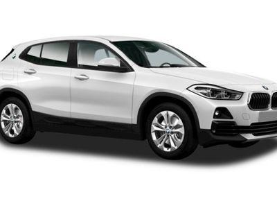 gebraucht BMW X2 sDrive20i Advantage DAB LED Navi Tempomat -