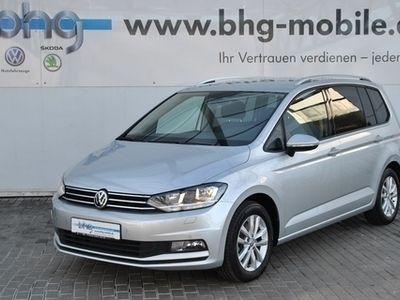 käytetty VW Touran Comfortline 1.6 TDI DSG Einparkhilfe Sitz