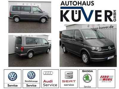 gebraucht VW Multivan T62,0 TDI DSG Navi Tempomat SHZ AHK