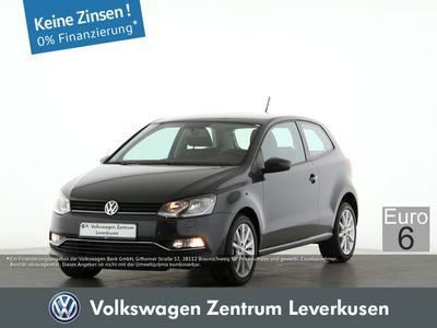 gebraucht VW Polo 1.2 TSI Highline KLIMA PDC SHZ EURO6