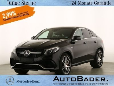 gebraucht Mercedes GLE63 AMG GLE 63 AMG Mercedes-AMGS 4M Coupe PSD Distronic AHK