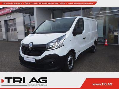 gebraucht Renault Trafic Kasten L1H1 2,9t Komfort 1 Klima Temp MAL DPF Rege