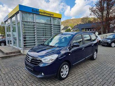 gebraucht Dacia Lodgy 1.6 MPI LPG 85 Laureate