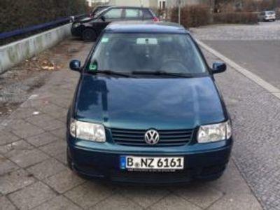 gebraucht VW Polo 6n2 (Edition) Klima Bj2001