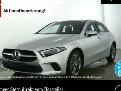 gebraucht Mercedes A200 Kamera Spurhalt-Ass Klimaautom PTS 7G-DCT