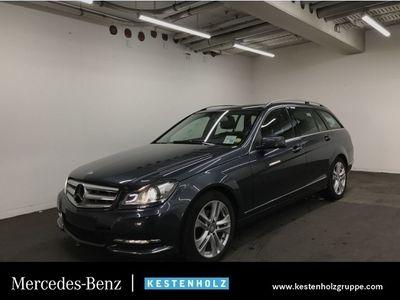 gebraucht Mercedes C220 CDI T BE Avantgarde COMAND ILS PTS Sitzh