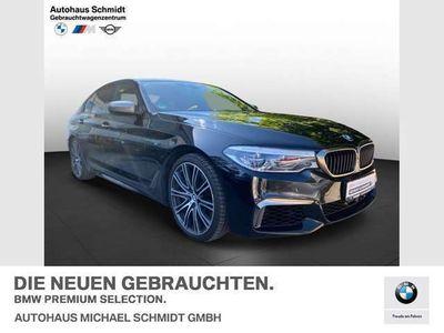 gebraucht BMW 550 i M xDrive AHK+FAHRWERK+ACC+GESTIKSTEUERUNG+