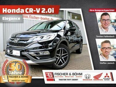 gebraucht Honda CR-V 1.6 i-DTEC 118kW 4WD Executive Automatik
