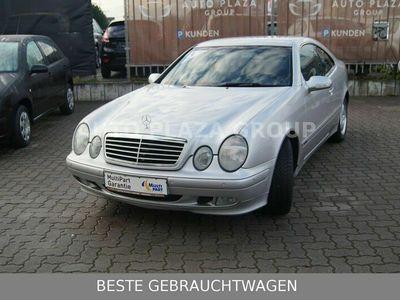 gebraucht Mercedes 230 Kompressor*Leder*Top*Garagenfzg*SHZ