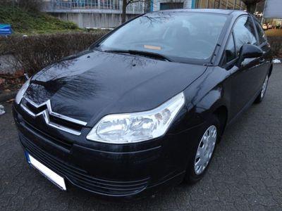 gebraucht Citroën C4 Coupe 1.4 16V Advance Klima,PDC,Temp,Mfl