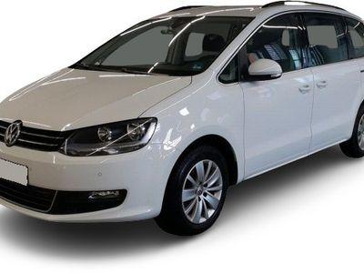 gebraucht VW Sharan Sharan2.0TDI Comfortline DSG 7-Sitzer Navi
