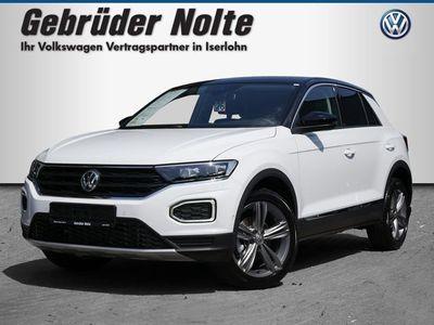 gebraucht VW T-Roc IQ.DRIVE 1.5 TSI LED W-LAN ACC EU6 AID