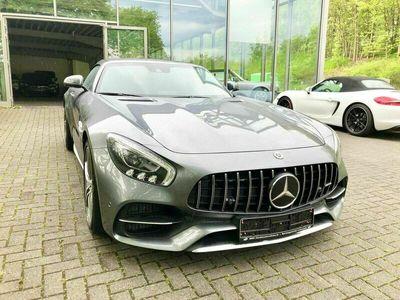 gebraucht Mercedes AMG GT C Roadster*Burmester*Perfor.Abgasanlage*