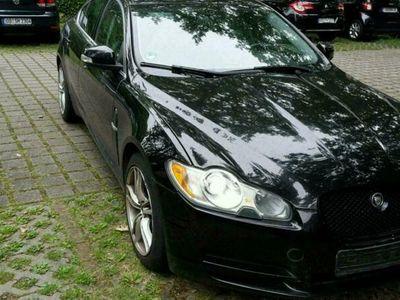gebraucht Jaguar XF 2,7 Biturbo