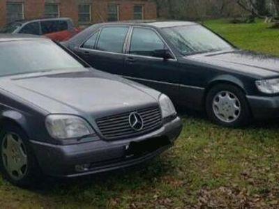gebraucht Mercedes 600 W140SEL mit LPG und TÜV