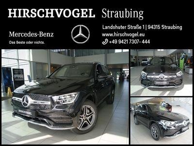 gebraucht Mercedes GLC300 de 4M AMG-Line+AHK+MBUX+LED+Kam+PDC+SHZ