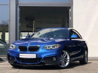 gebraucht BMW 220 2er i Coupe M Sport