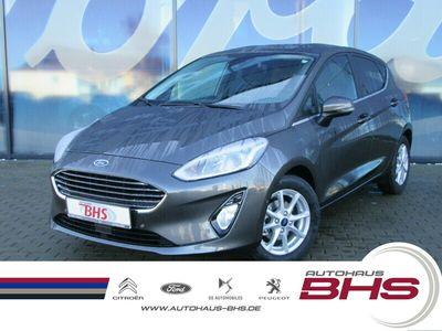 gebraucht Ford Fiesta 1.0l EcoBoost 125 PS ATG Titanium X