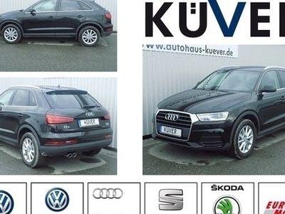 gebraucht Audi Q3 1,4 TFSI COD Ultra Navi Xenon Einparkhilfe